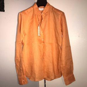 NWT linen shirt